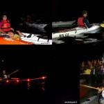 Paddle Night del 22 luglio 2016  – Paddle Night in Bergeggi (Liguria) of July, 22, 2016