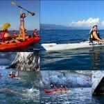 Addio al nubilato in kayak del 1 Agosto 2016 – Hen party in kayak!