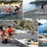 Corso di canoa SOTTER ADVANCED a Bergeggi del 29 settembre 2016