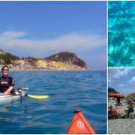 "Corso ""Sotter Advanced"" del 2 giugno 2017 a Varigotti – Sit-on-top ""Sotter Advanced"" kayak course in Varigotti (Liguria) of June, 02, 2017"