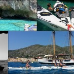 Escursione in canoa a Varigotti del 5 agosto 2017 – Kayak excursion in Varigotti, 2017, August the 5th