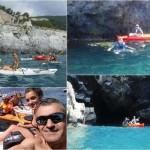 Area Marina Protetta Isola di Bergeggi, snorkeling nelle grotte, escursioni del 13, 14 e 15 luglio 2018