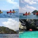 Isola di Bergeggi e Spotorno, escursione del 30 giugno 2018