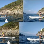 """Corso per kayak da mare """"Sotter Advanced"""" a Spotorno (Liguria)"""