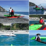 "Corso di kayak da mare ""PROGRESS"" a Spotorno (SV)"