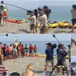 In Kayak a Spotorno – Riprese video del 25 maggio 2019